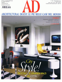 Magazines tendances environnement design for Ad giornale di arredamento