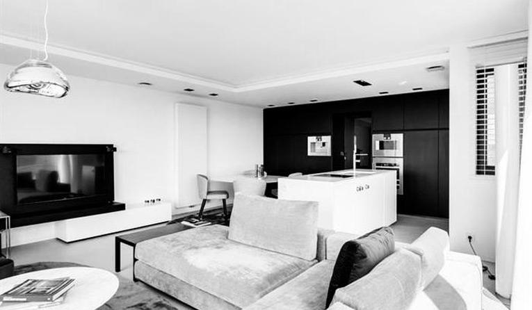 Charmant Bad Design ~ Wohnung in knokke belgien mit kueche und bad rifra
