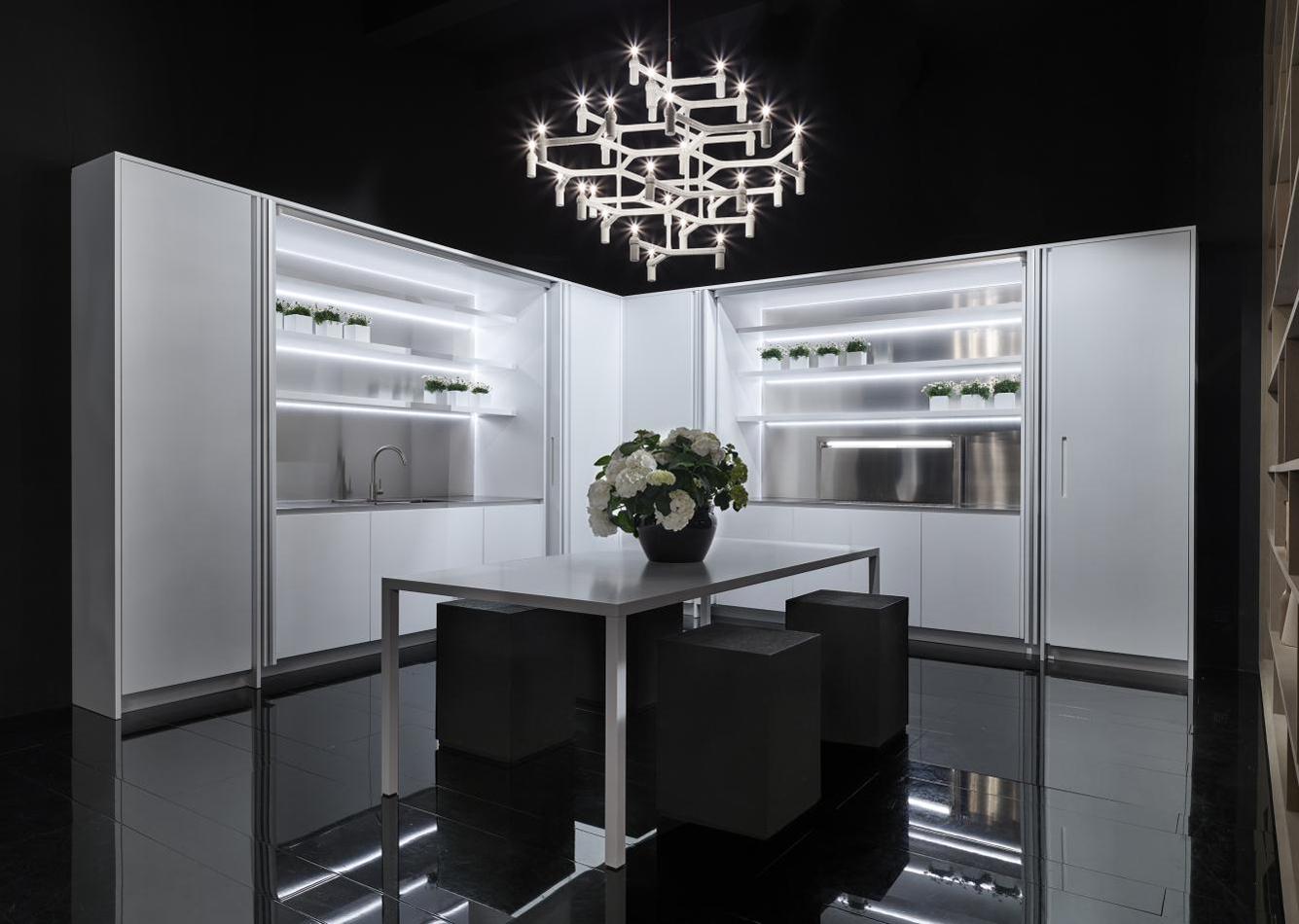 Cucine eleganti elegant rivenditori cucine arrex roma - Mobili colombini opinioni ...