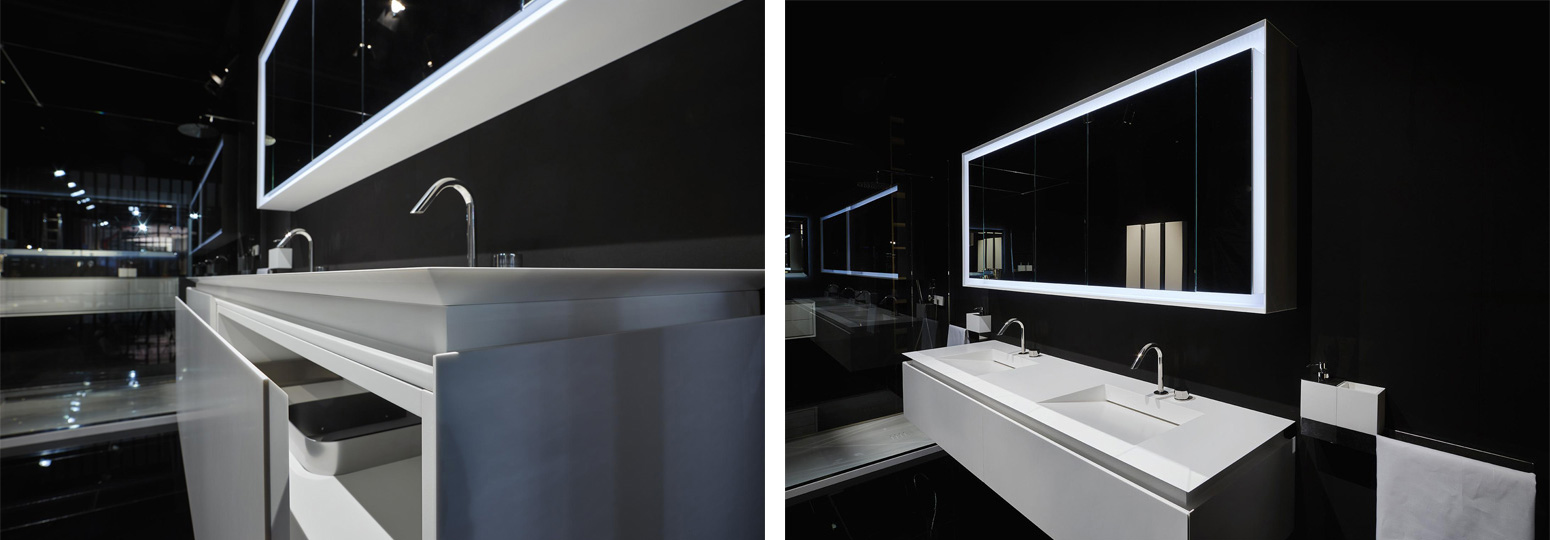 Bagno Design Kitchens : Specchio bagno di design quale scegliere bath