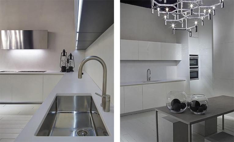 wie w hlt man die richtigen h ngeschr nke f r eine design k che aus design bath kitchen blog. Black Bedroom Furniture Sets. Home Design Ideas