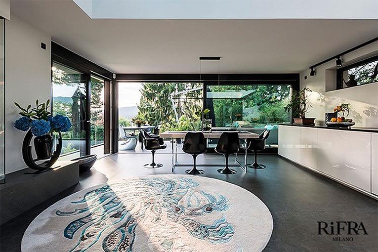 neues rifra projekt in frankfurt deutschland design bath kitchen blog. Black Bedroom Furniture Sets. Home Design Ideas
