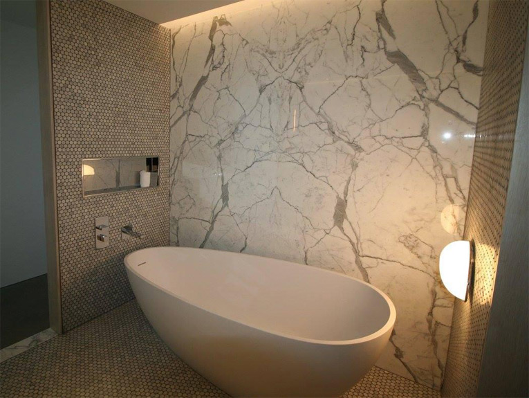 project with rifra baths in des moines, iowa. | design bath