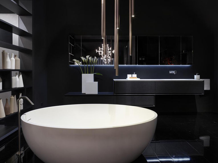 Modern design bathubs design bath kitchen blog - Vasche da bagno rotonde ...