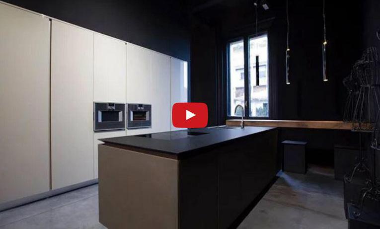 RiFRA Cucine e bagni con nuove finiture in metallo 08