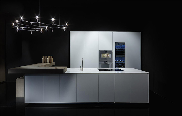 Super Emejing Cucine Moderne Di Lusso Contemporary - Ideas & Design 2017  LV42